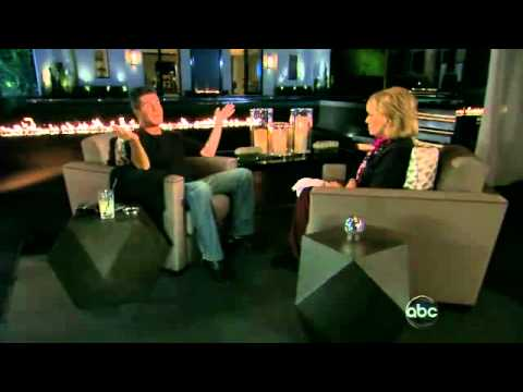 Simon Cowell on Barbara Walters '10 most fascinating people'