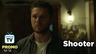 "Shooter 3x13 Promo ""Red Light"""