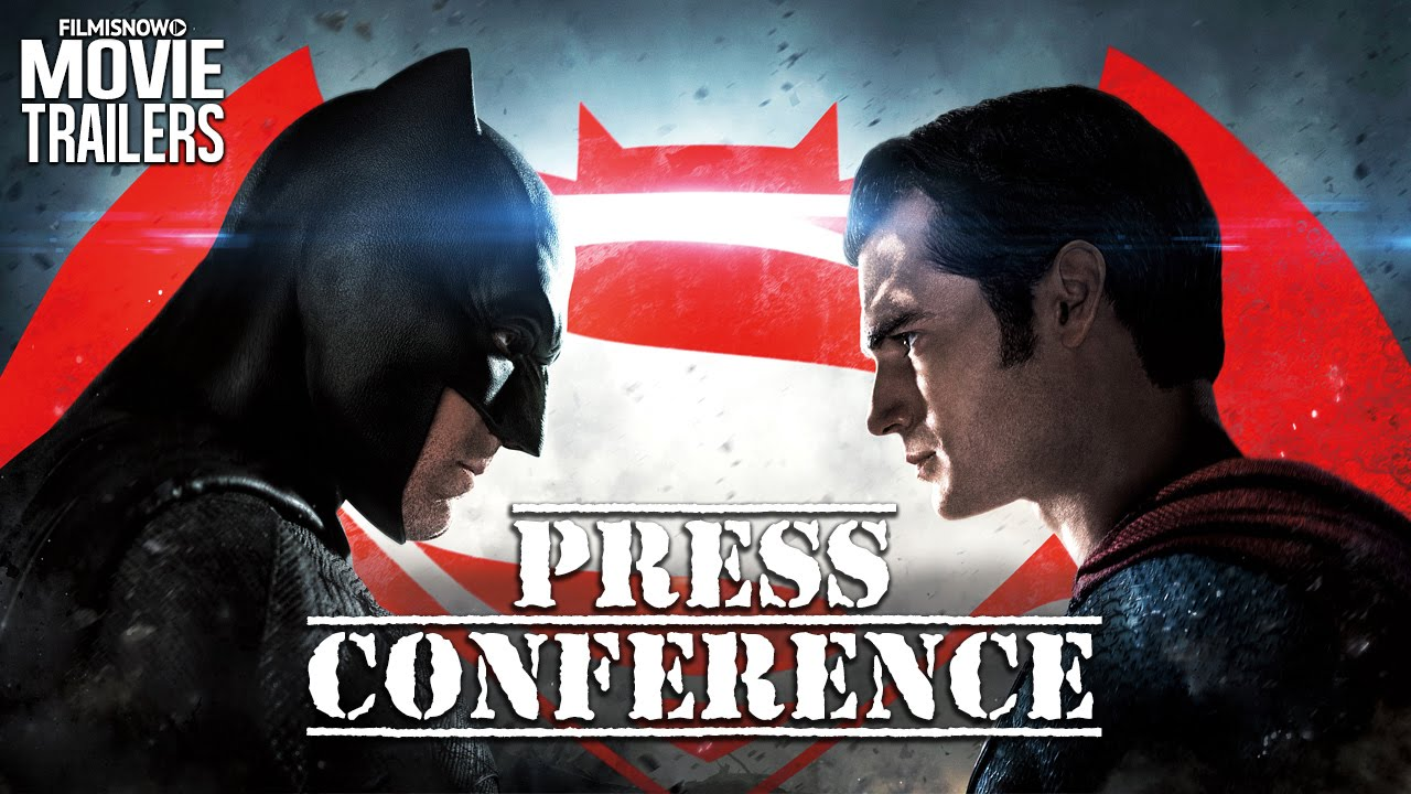 The cast of Batman v Superman: Dawn of Justice talk about the movie | Press Conference