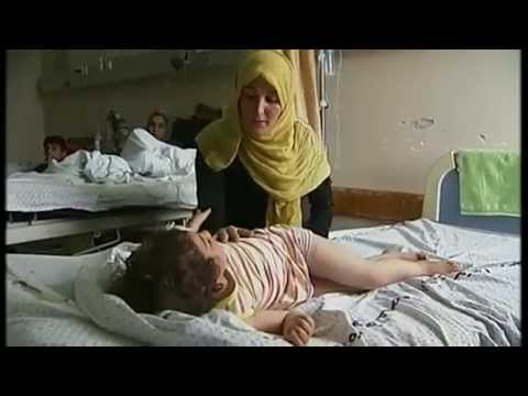 Channel 4 News - Fighting intensifies in Gaza - and the death toll mounts (19/7/14)