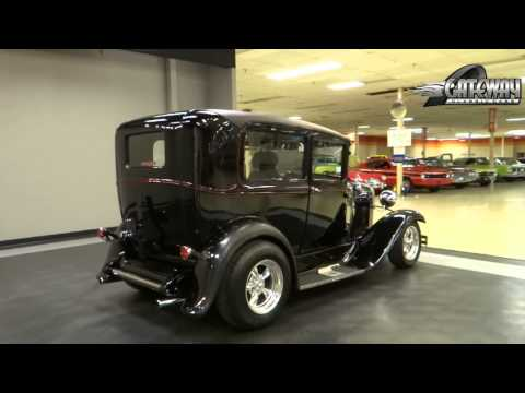 1931 Ford Model A for sale at Gateway Classic Cars in St. Louis, MO