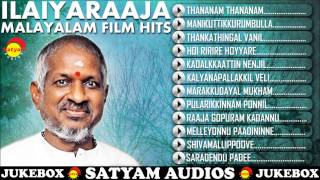 Ilaiyaraaja Malayalam Songs | Evergreen Hits Audio Jukebox