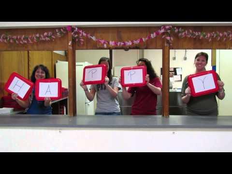 Saint Laurence School is HAPPY!       #SLSHappy