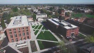 Oregon State University/Corvallis Drone Video