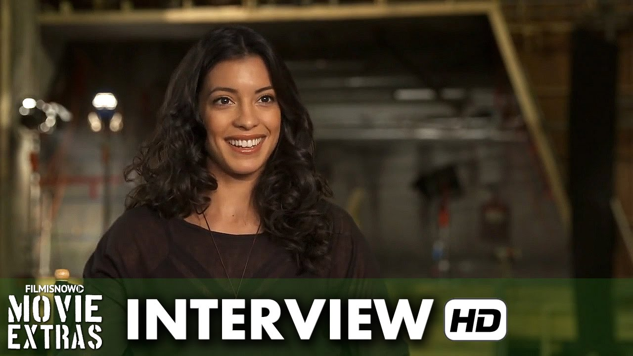 Spectre (2015) Behind the Scenes Movie Interview - Stephanie Sigman is 'Estrella'