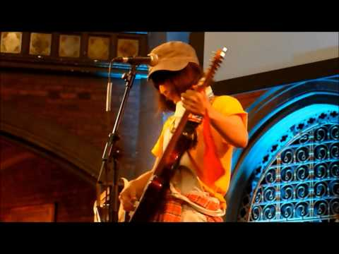 NO CARS LIVE AT THE UNION CHAPEL, LONDON  14TH MARCH 2015