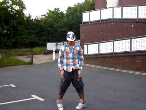 Street Dance Freestyle - Drake OVER Track