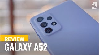 Samsung Galaxy A52 full review