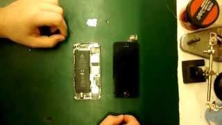 Cuidado ao montar Iphone 5 e 5S (Parafuso Errado)