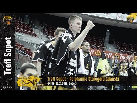 Wielkie Emocje, Ważna Wygrana #sercasopotu - Trefl Sopot - Polpharma Starogard Gdański | Trefl Sopot