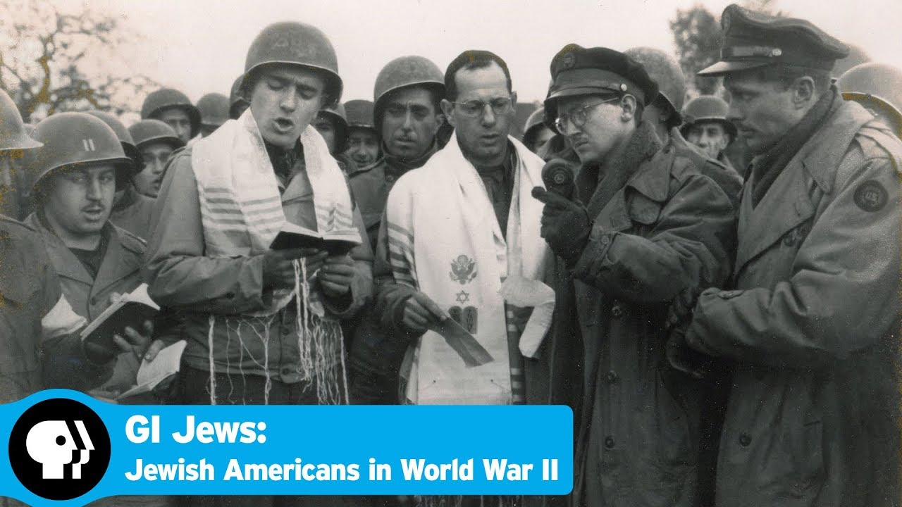 GI JEWS | Jewish Service Broadcast from WWII Germany | PBS