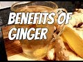 Health Benefits of Ginger - What is ginger good for? Recipe From Chef Ricardo