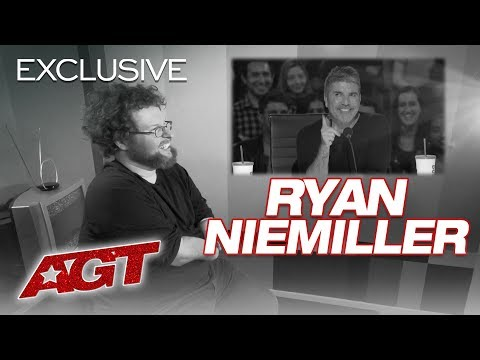 Ryan Niemiller Speaks On Representing People With Disabilities - America's Got Talent 2019