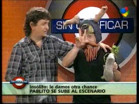 Fabio Fusaro imperdible, explicando a Arjona!