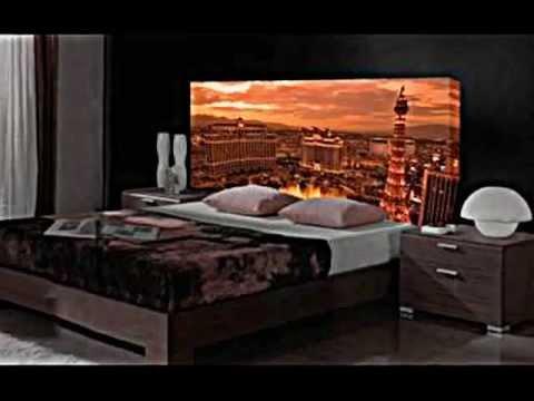 Dormitorios modernos decoracion con cabeceros for Dormitorios de madera modernos