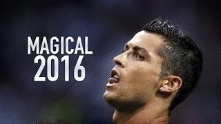 Cristiano Ronaldo ● Magical Skills & Goals ● 2015/2016 HD