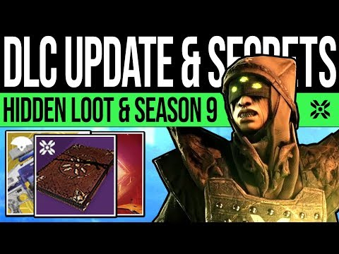 Destiny 2 | DLC NEWS! Season of DAWN! Mystery Weapon, Quest Secrets, Exotic Glitch & Undying End