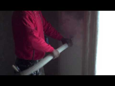 Blowing Wall Insulation