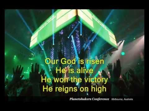 Planetshakers The Anthem (Hallelujah) lyrics 2013