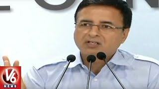 Randeep Surjewala: BJP Govt Manufacturer Of Fake News | Cambridge Analytica