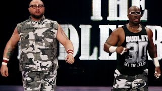 WWE SMACKDOWN RESULTS 8/27/15 THE DUDLEYS VS THE ASCENSION!!