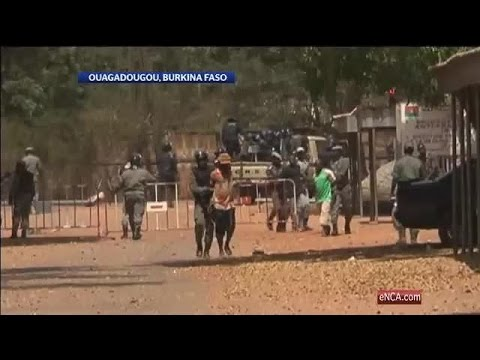 Burkina Faso in flames