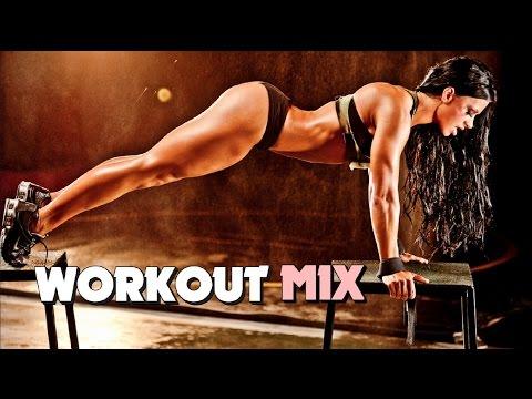 Workout Motivation Music - Electro & House Mix 2015