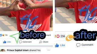 free facebook like.100 likes/15 minites.100%free.
