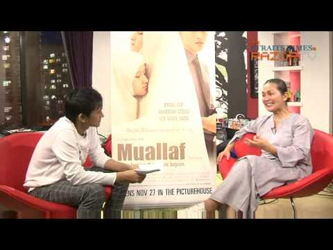 Yasmin Ahmad Interview on muallaf.