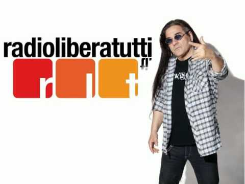 Pino Scotto @ Radio Libera Tutti