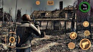 Resident evil 4 (Android) modo historia gameplay con cinemáticas
