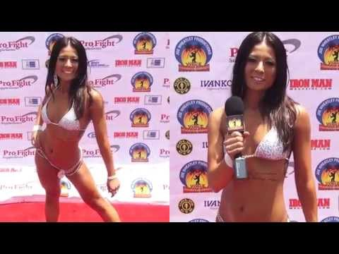 2014 Muscle Beach July 4th Red Carpet Competitor Intros