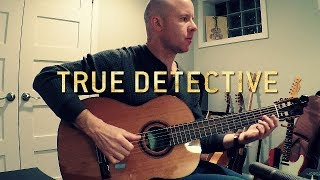 True Detective 3 Death Letter Blues Opening For Guitar Tab