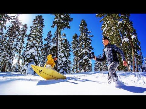 Braille Snowboarding Trip!!!