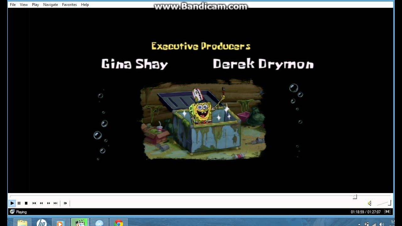 Manly Spongebob Ocean Man Spongebob Version