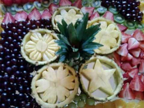 FRUIT CARVING 2