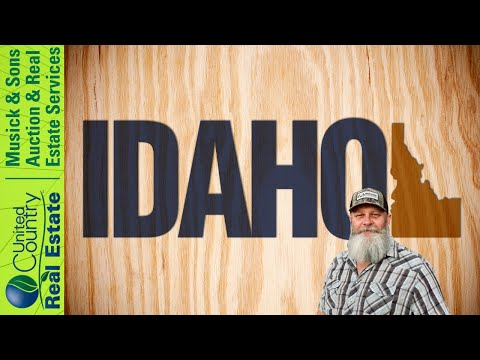 Joseph Plains Land for sale Cottonwood, ID