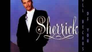 Watch Sherrick All Because Of You video