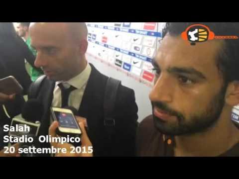 Salah post Roma Sassuolo