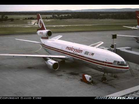 Airline Livery History Malaysia Airlines Old Livery