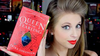 THE QUEEN OF THE TEARLING BY ERIKA JOHANSEN | booktalk with XTINEMAY