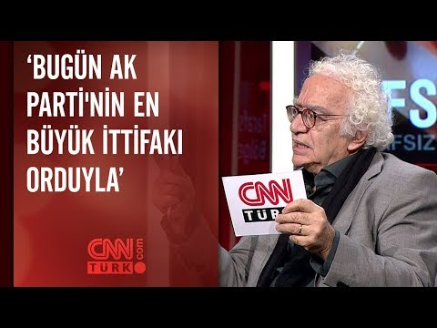 Orhan Bursalı: Bugün AK Parti'nin en büyük ittifakı orduyla