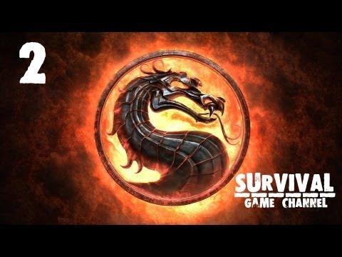 Прохождение Mortal Kombat — Часть 2: Скорпион и Саб-Зиро