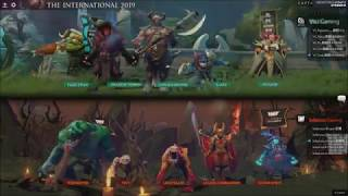 VG vs INFAMOUS - The International 2019 - Group Stage