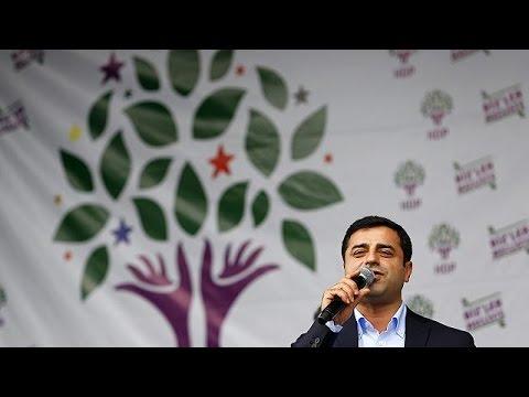 Any partner but the AKP, says Turkey's pro-Kurdish HDP party