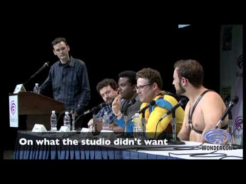 Seth Rogen and Evan Goldberg -