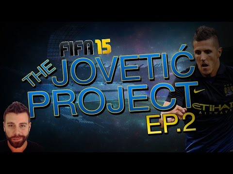 The Jovetic Project #2 - BEST PERFORMANCE EVER?!? Stevan OP! FIFA 15 Ultimate Team
