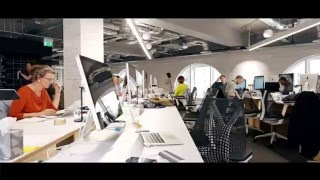 Office Design: A Collaborative Tech Office in London