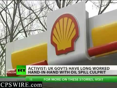 Criticism Is Growing Over Shell's Response to Oil Leak, Worst UK Oil Spill In History