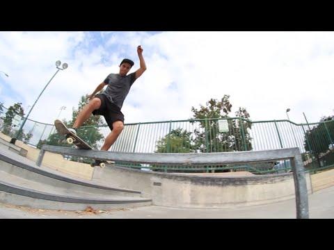 Monrovia Skatepark Chillin